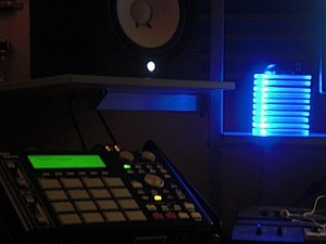 MPC1000 in The Lab